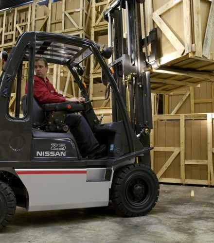 THERMAL FORKLIFTS